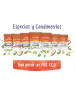 ESPECIAS Y CONDIMENTOS CELUSAL